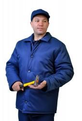 Куртка утепленная рабочая, грета (синтепон)