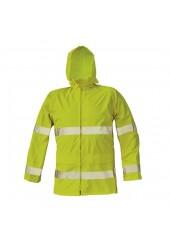 Куртка сигнальная GORDON, желтая