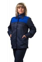 "Костюм ""Стандарт-2"" (брюки + куртка), женская модель, грета"