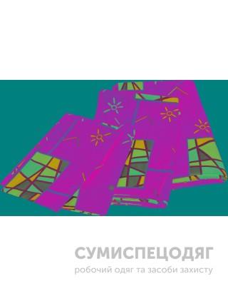 Комплект постельного белья полуторный (100 % хл.),