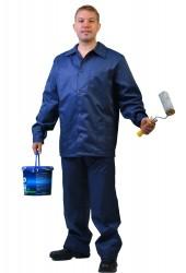Костюм рабочий стандартная модель (брюки + куртка), грета