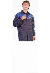 "Куртка ""Стандарт-2"", т/синяя, грета"