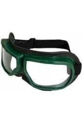 Очки ЗП12 У, закрытые прям. вент., (стекло)