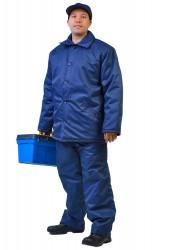 Куртка утепленная рабочая, грета (ватин)